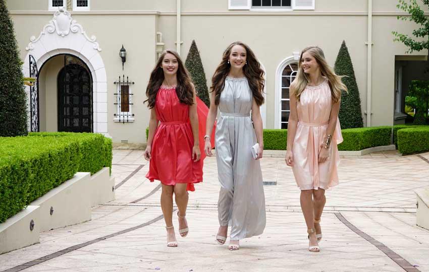How to choose a bridesmaids' dress