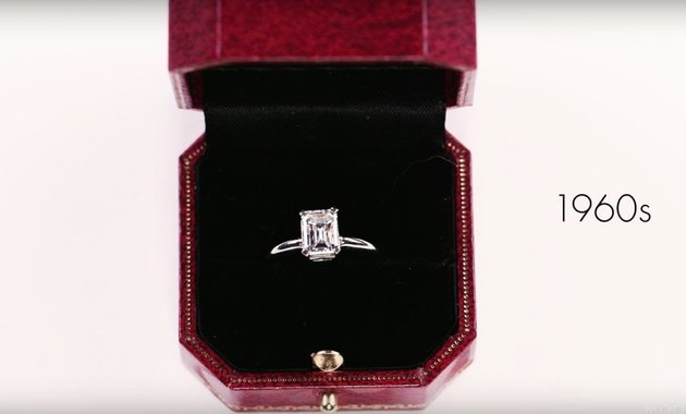 Engagement rings through the ages (1)