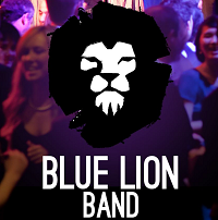 Logo of Blue Lion Band, testimonial of Easy Weddings