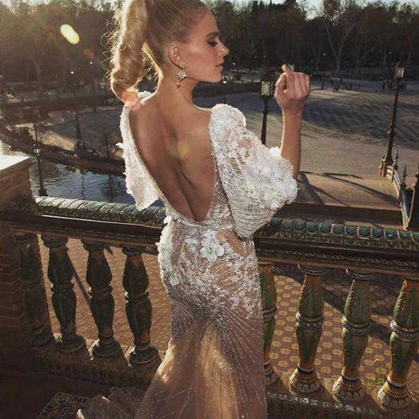 Wedding dress trends 2016 sleeves