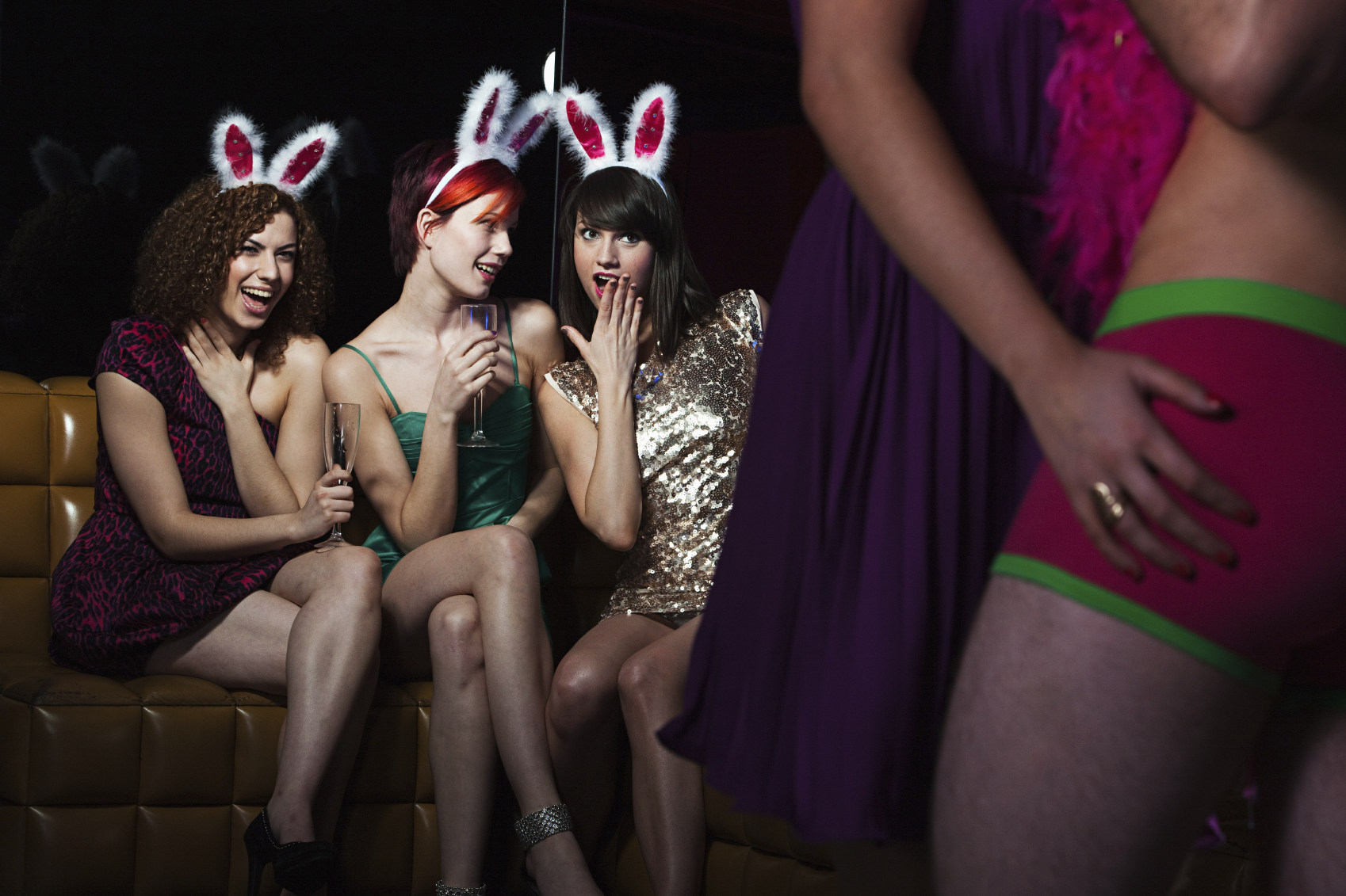 How far is too far at your hen's or buck's night?
