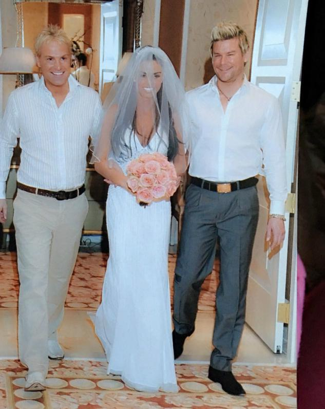 Easy Weddings Katie Price 2