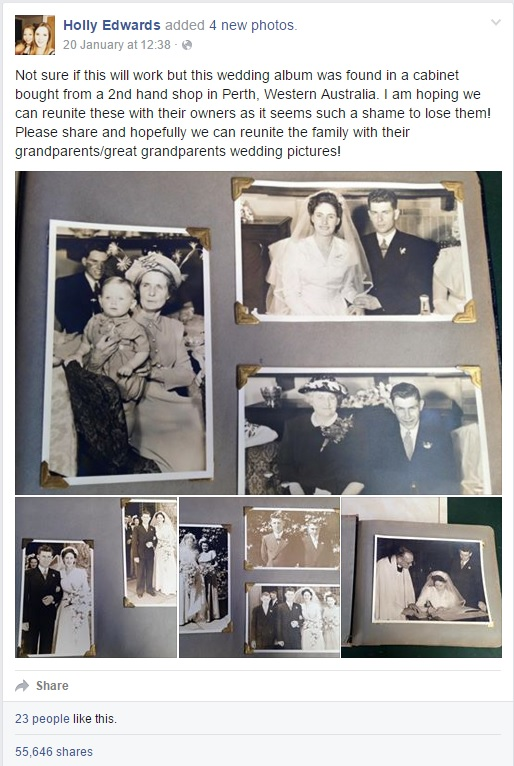 Easy Weddings Wedding Album Social Media 6