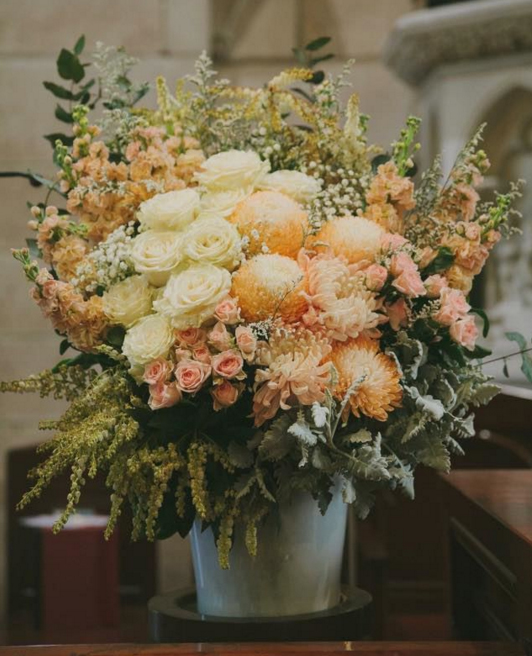 Image: Visually Creative – Flowers & Event Styling