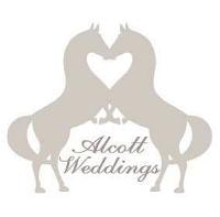 Logo of Alcott Weddings, testimonial of Easy Weddings