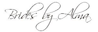 Logo of Brides by Alma, testimonial of Easy Weddings