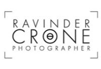 Logo of Ravinder Crone Photography, testimonial of Easy Weddings