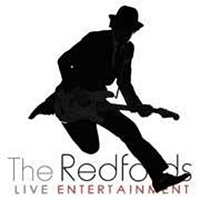 Logo of The Redfords, testimonial of Easy Weddings